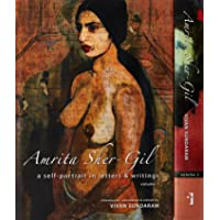 Amrita Sher–Gil – A Self–Portrait in Letters and Writings [two–volume cased set]: 1-2
