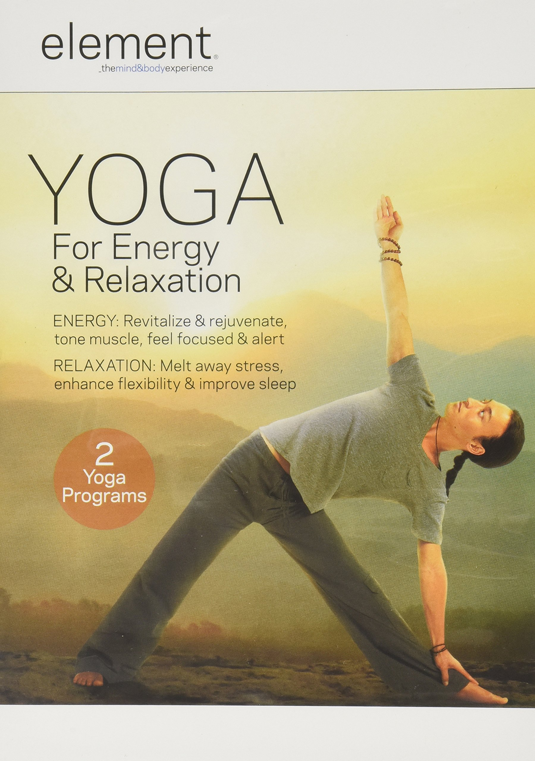 Element Intro To Yoga Kit With Yoga Block (Oversize Item Spilt)