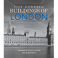 Five Hundred Buildings of London (Five Hundred Buildings Of...) book cover