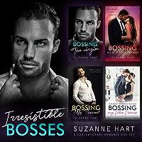 Irresistible Bosses: A Contemporary Romance Box Set (English Edition)