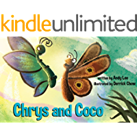 Chrys and Coco: Butterfly and Moth Friends Forever - Children's Picture Book