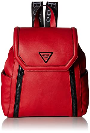 GUESS Urban Sport Savoy Backpack, red