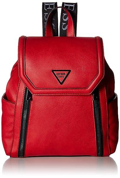 GUESS Urban Sport Backpack, Mochila para mujer U Rojo: Amazon.es: Ropa y accesorios