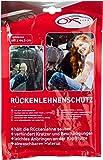 """KIKFZ570 - Respaldos proteger """"transparente [importado de Alemania]"""