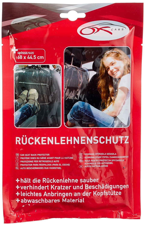Hule protector para asiento posterior Kaufmann KIKFZ580