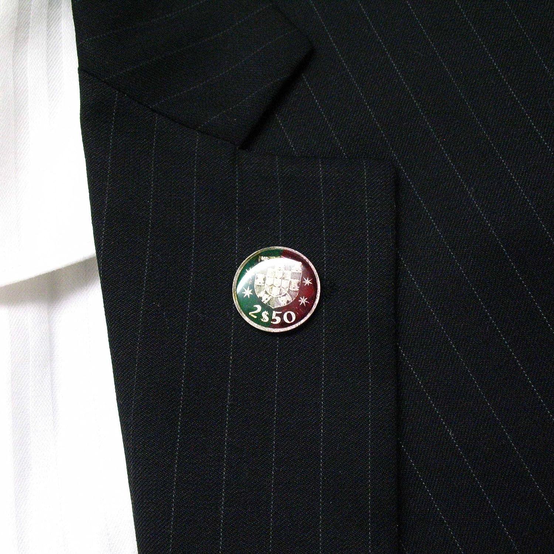 Pin de solapa con diseño de bandera de Portugal de la marca Ardé ...