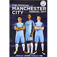The Official Manchester City Annual 2017 (Annuals 2017)