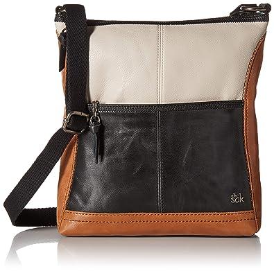 fc692b9d607619 The Sak Iris Crossbody, Tobacco Neutral Block: Amazon.co.uk: Shoes & Bags