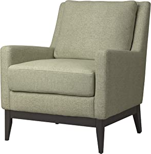 Coaster Home Furnishings CO-905533 Accent Chair, Sage Green/Dark Cappuccino