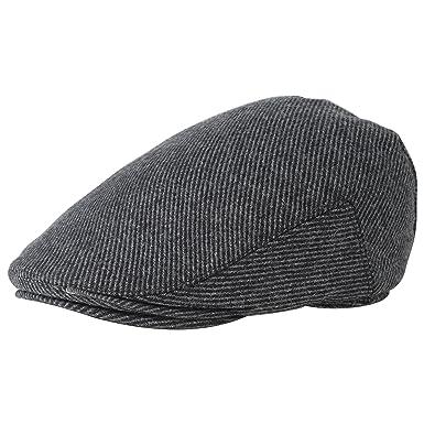 Men's Hats Smart Voboom Navy Blue Cotton Newsboy Cap Men Women 8 Panel Ivy Flat Caps Driver Baker Boy Hat Sun Protection Gatsby Beret Hats 160 Latest Fashion