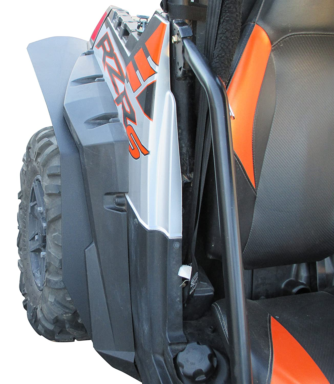 MudBusters fender extensions for Polaris RZR-S 800