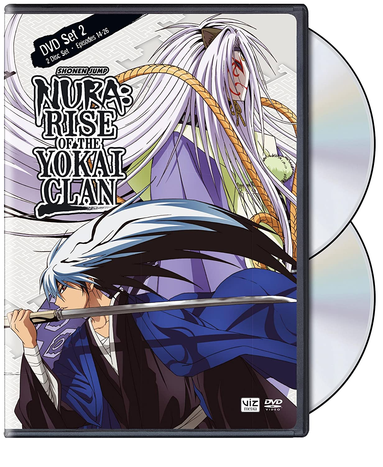 Amazon.com: Nura: Rise of the Yokai Clan Set 2: Various ...