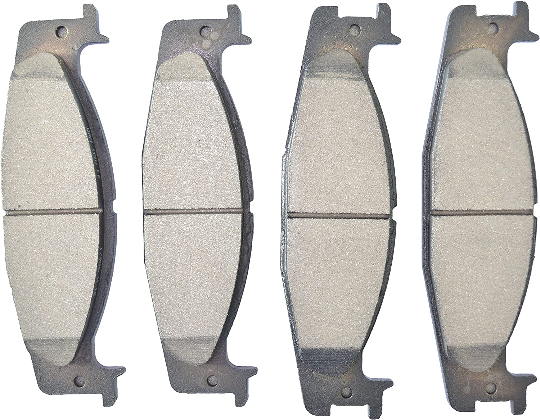 Dash4 MD632 Semi-Metallic Brake Pad