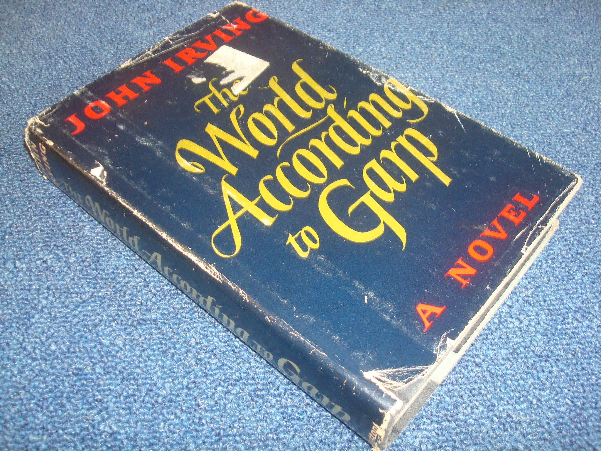 The World According to Garp, John Irving