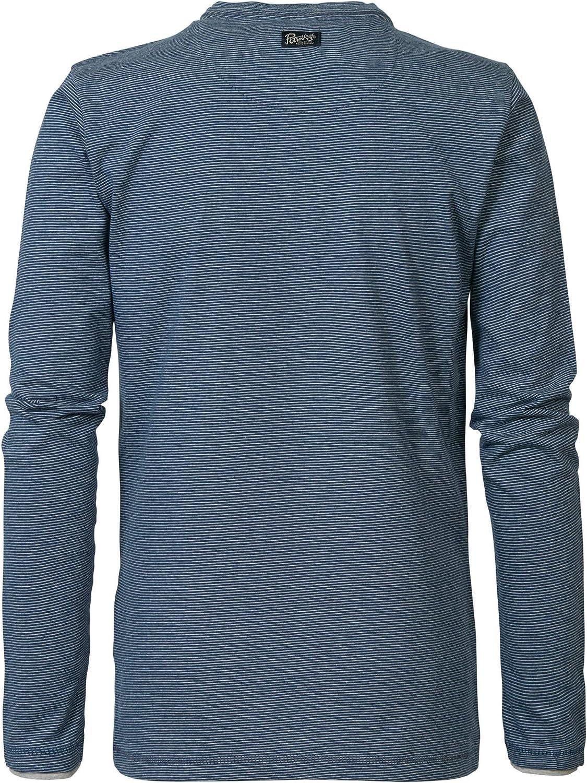 Shirt Lange /Ärmel Kn/öpfe