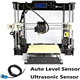 MZEDE High Performance Auto Level A8 3D Printer DIY Kit, Classic A8 3D Printer, Desktop 3D Printer With Auto Level Print PLA, ABS Filament, Easy To Assemble.