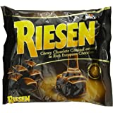 Riesen Chewy, Chocolate Caramel, 9 Ounce