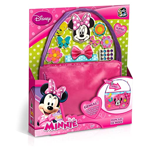 Canal Toys 03412 - Loisirs Créatifs - Mon Sac De Mode Minnie