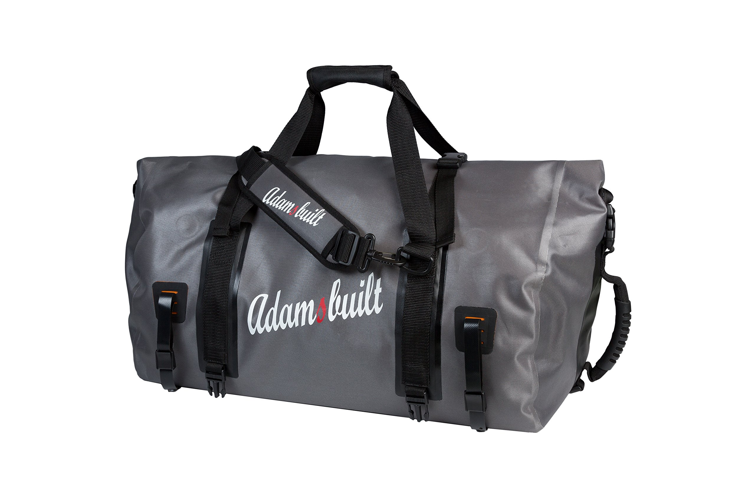 Adamsbuilt Schell Creek Duffel Bag - Gray/Black