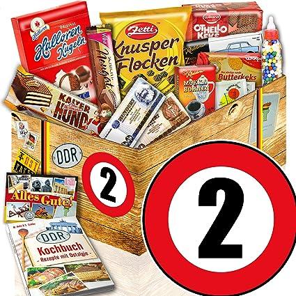 Geschenk Ideen L - Zahl 5 - Geschenk Idee 5. Jahrestag - DDR Paket