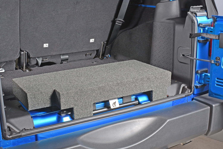 Jeep Wrangler Jk Sub Woofer System Plug Play 2007 To 2001 Subwoofer Wiring 2017 Car Electronics