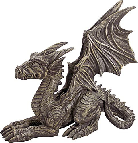 Design Toscano Desmond The Dragon Gothic Decor Statue