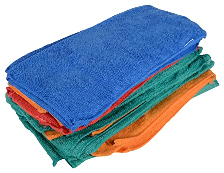Sheen and Shine microfiber Multipurpose Cleaning Cloth B quality pack of