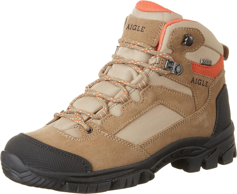 aigle women's hiking boots