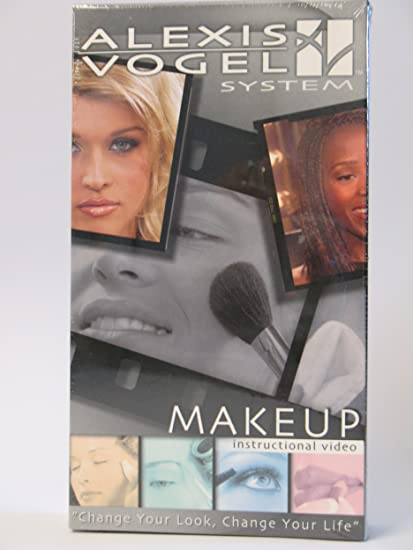 Amazon.com : Alexis Vogel System Makeup Instructional Video VHS : Other Products : Everything Else