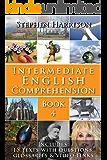 Intermediate English Comprehension - Book 4 (WITH AUDIO)