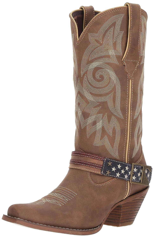 Durango Women's DRD0208 Western Boot B01MZC7CGC 10 B(M) US|Brown Khaki