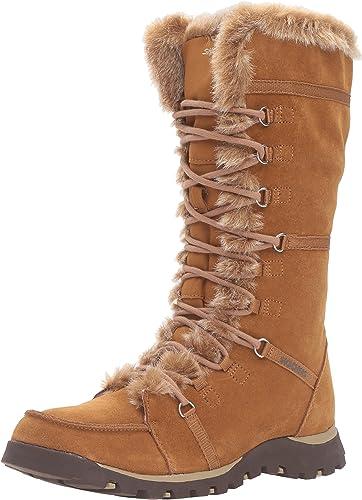 skechers women's unlimited winter boot