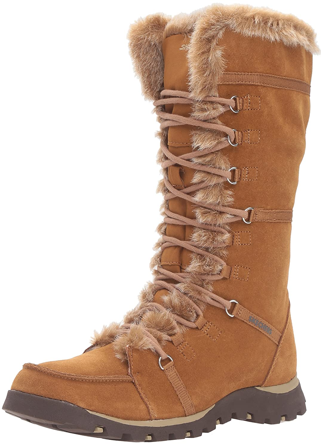 Skechers Womens Grand Jams Unlimited Boot  55 B(M) US|Light Tan
