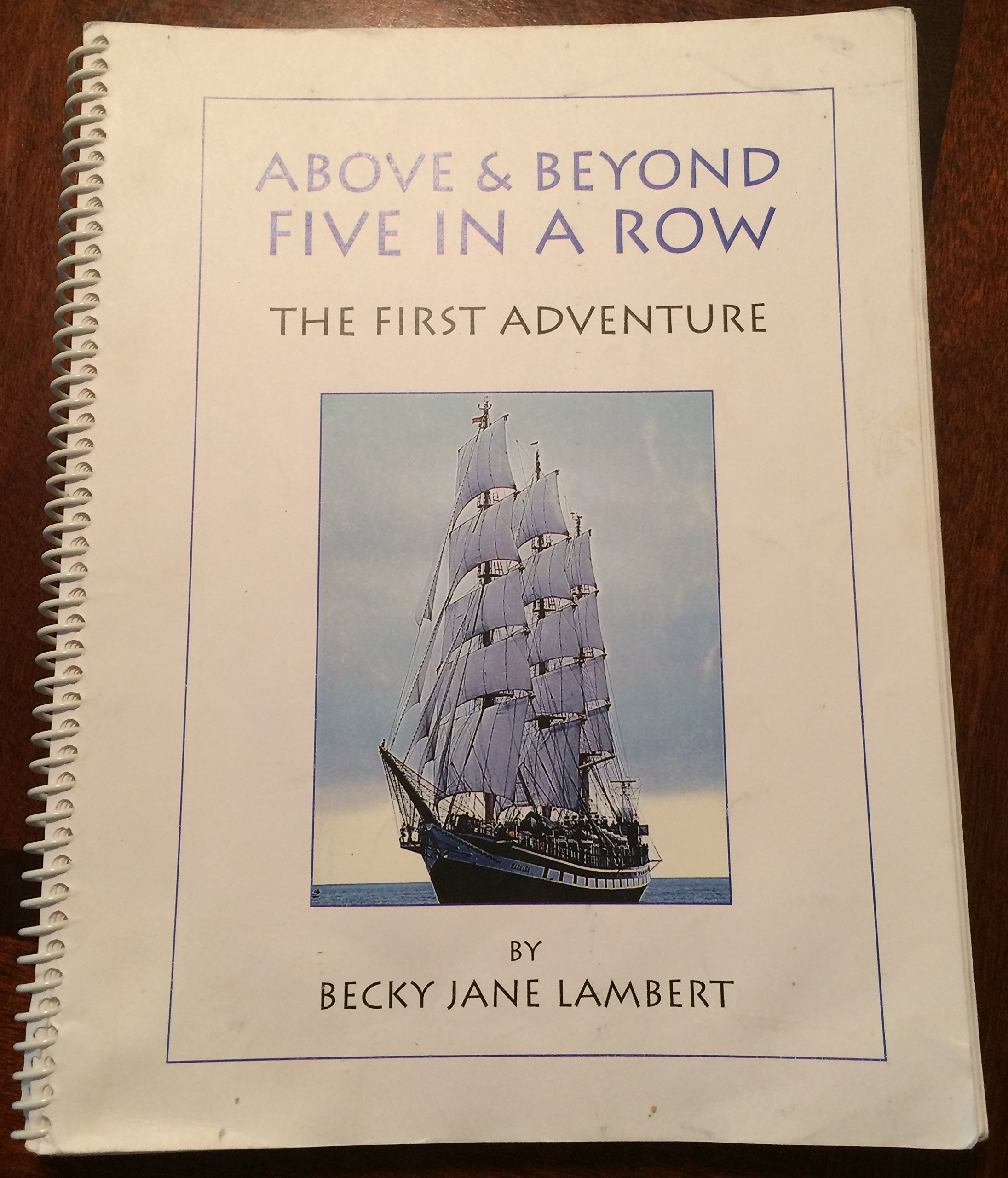 Above & Beyond Five in a Row: The First Adventure PDF