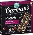 Carman's Gourmet Protein Bar Dark Choc & Cranberry, 200 g