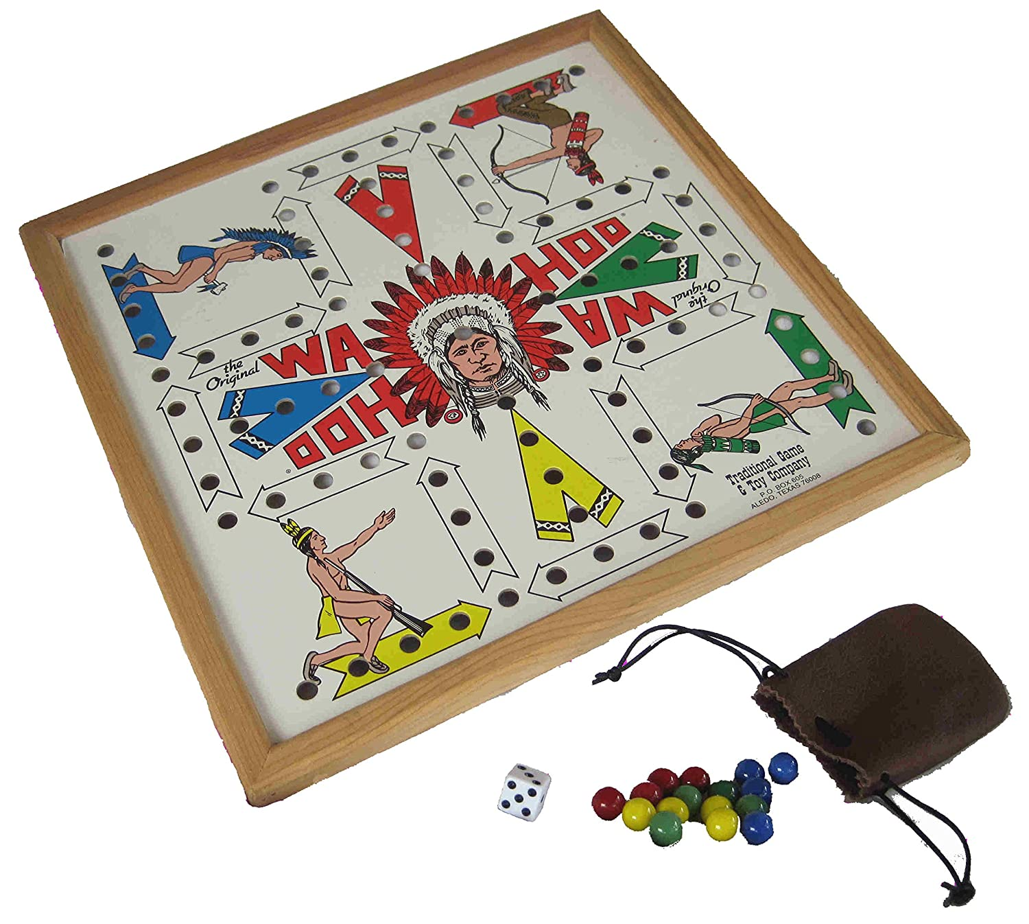 Amazon traditional game toy company the original wa hoo toys amazon traditional game toy company the original wa hoo toys games maxwellsz