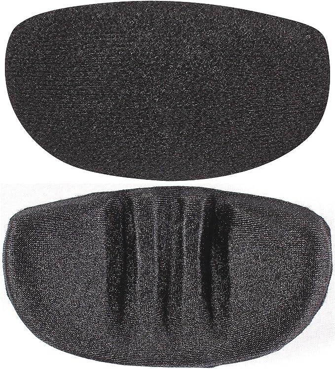 New Champro Football Helmet 4 Point Hard Chin Cup Strap w// Snaps OSFM White