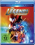 DC's Legends of Tomorrow: Die komplette 2. Staffel [Blu-ray]