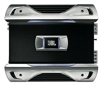 JBL GTO752 - Amplificador de audio (2.0, 110W, 1%, RCA,