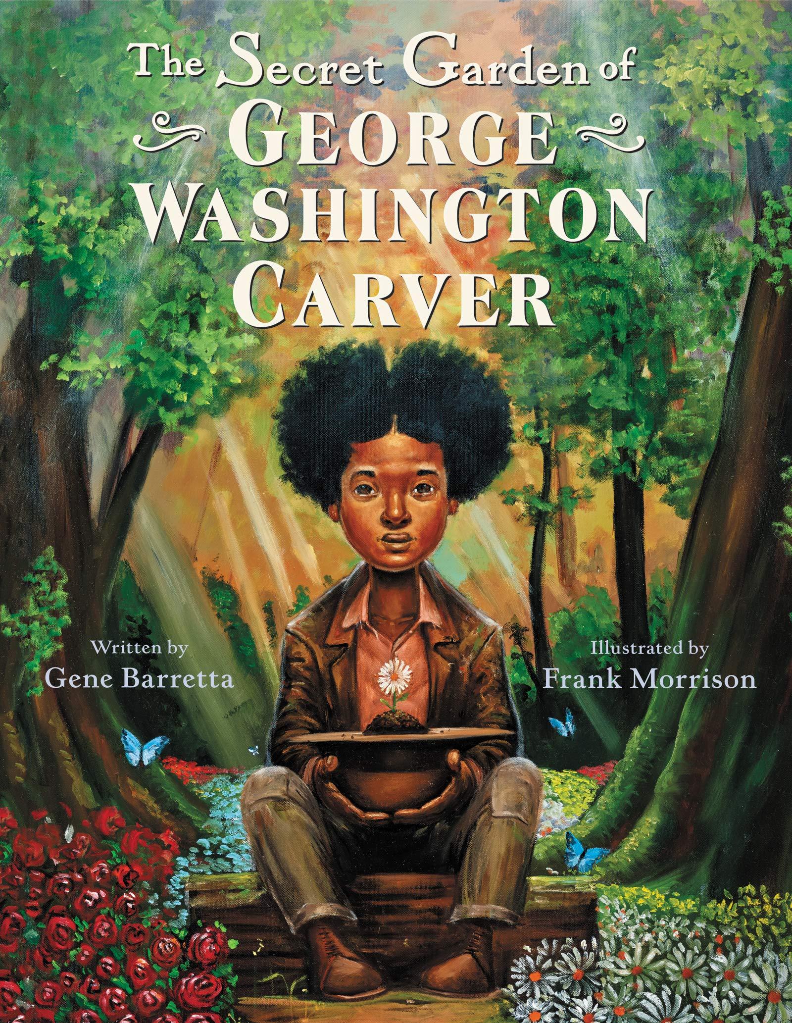 Image result for secret garden of george washington carver