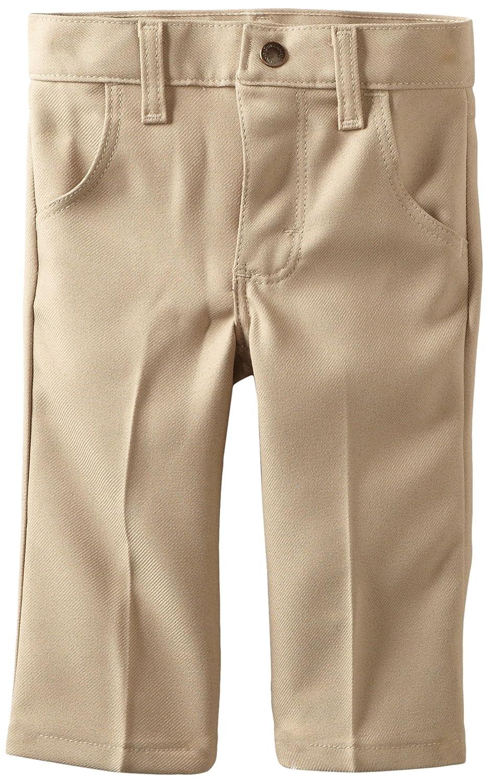Wrangler Little Boys Wrancher Stretch Regular Fit Pant