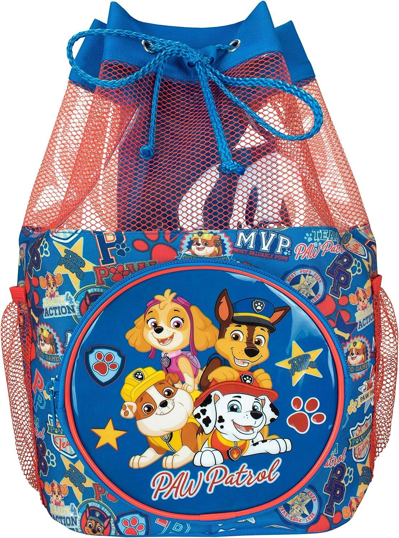 Paw Patrol Bolsa de Natación para Niños La Patrulla Canina