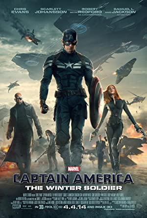 Image result for winter soldier movie poster