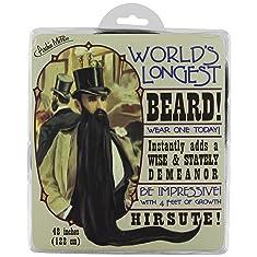 Accoutrements World's Longest Beard