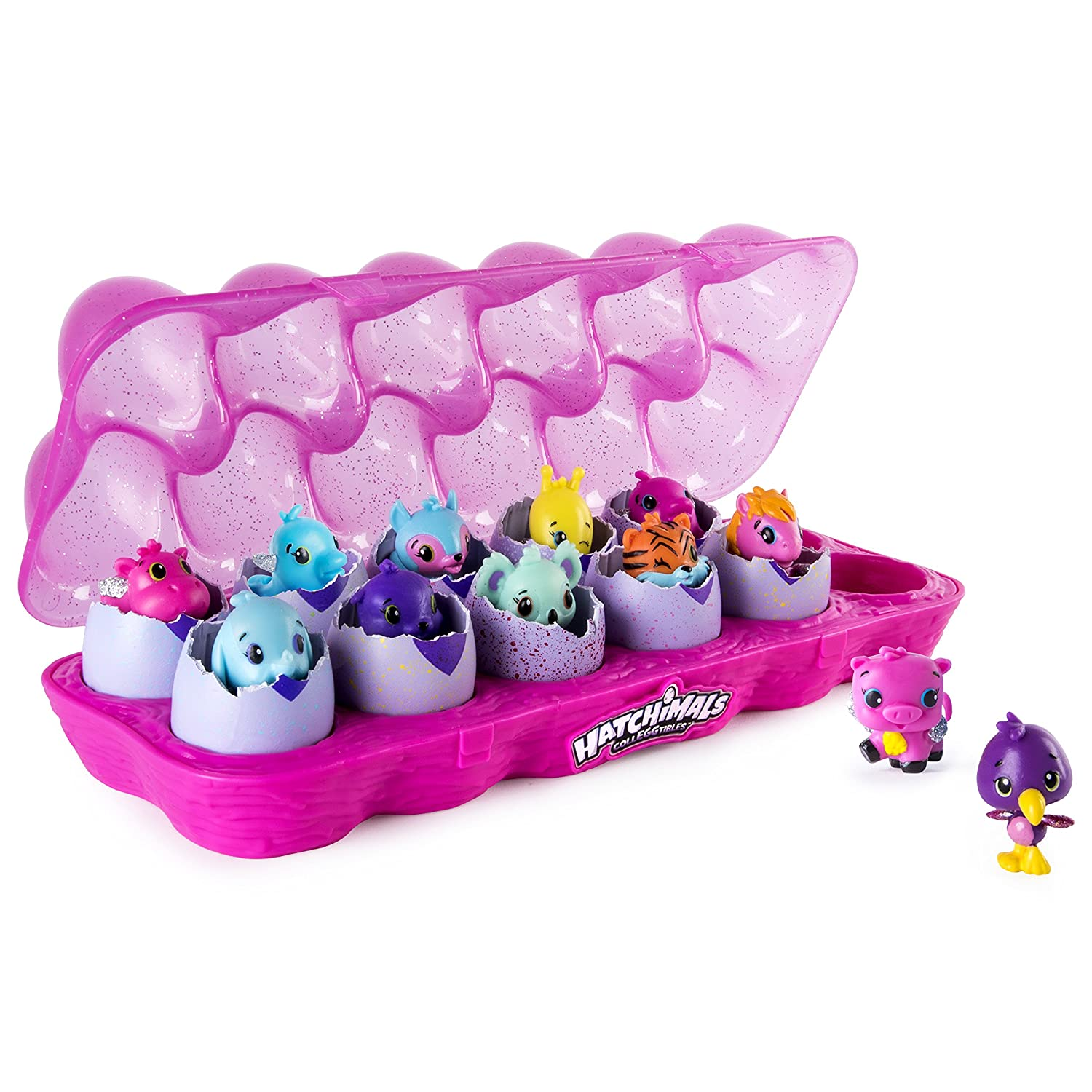 Hatchimals - Figurines à collectionner - 12 oeufs