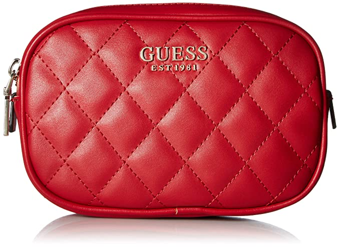 24710185c10f GUESS Sweet Candy Belt Bag, red, One Size: Amazon.ca: Clothing ...