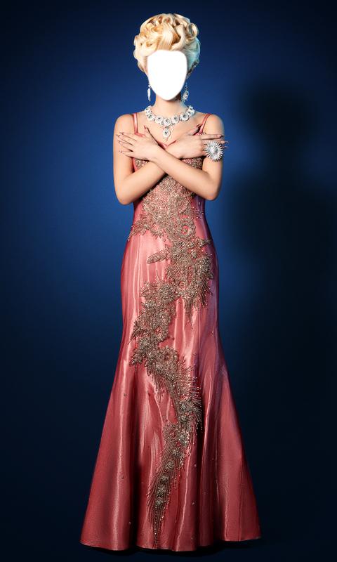 Las mujeres del vestido largo Photo Editor: Amazon.es: Appstore para Android