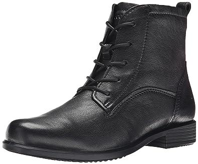 16c4ea10c261ce Ecco Touch 25 Damen Combat Boots  Amazon.de  Schuhe   Handtaschen