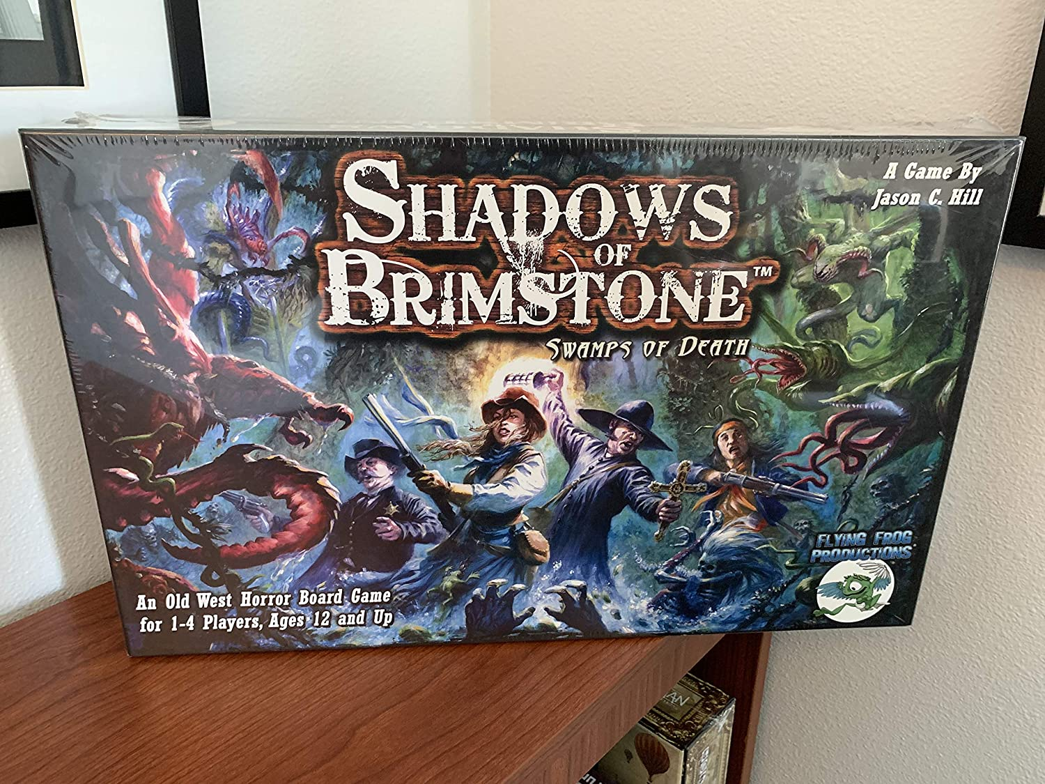 Shadows of Brimstone: Swamps of Death: Amazon.es: Juguetes y juegos