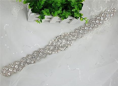 Queendream ladie di applique accessori per abiti da sposa perle